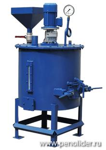 Впениватель пенополистирола для литья по газифицируемым моделям (ЛГМ)